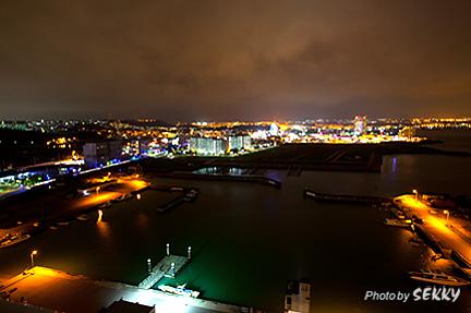 沖縄 北谷夜景